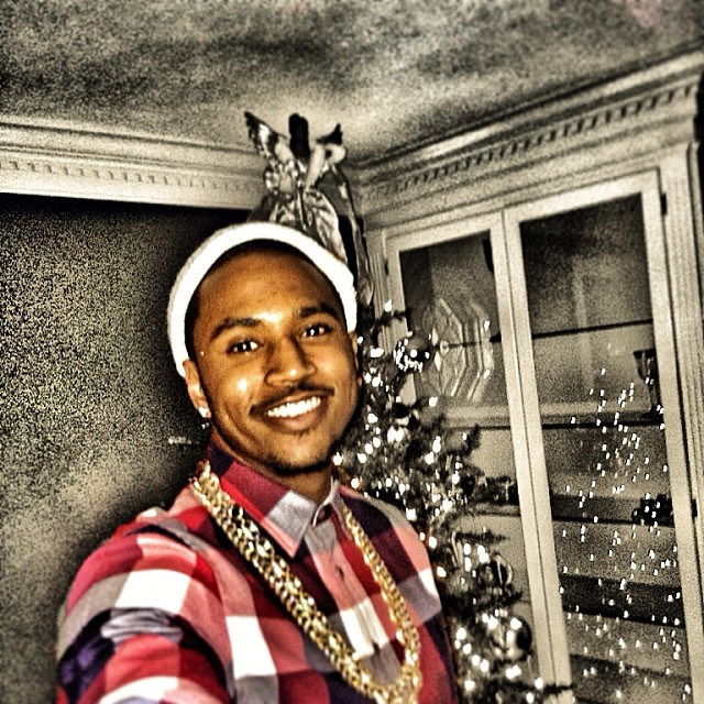 Trey Songz Christmas
