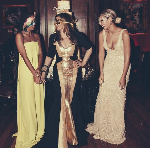 Photos A Look Inside Tina Knowles 60th Birthday Party