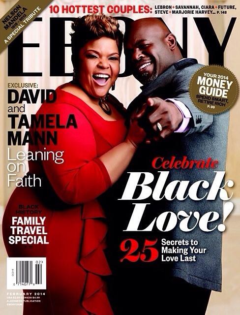 Tamela David Mann Ebony Magazine