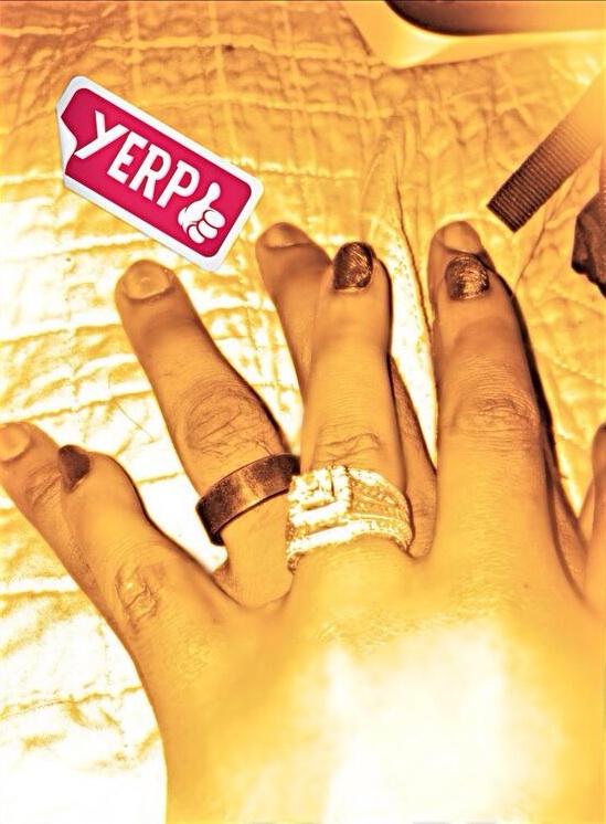 Bobbi Kristina Married