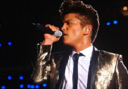Bruno Mars Super Bowl Halftime Show