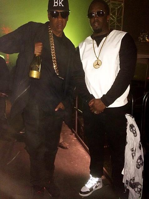 Diddy Jay Z