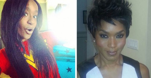 Bobbi Kristina Brown Diss Angela Bassett