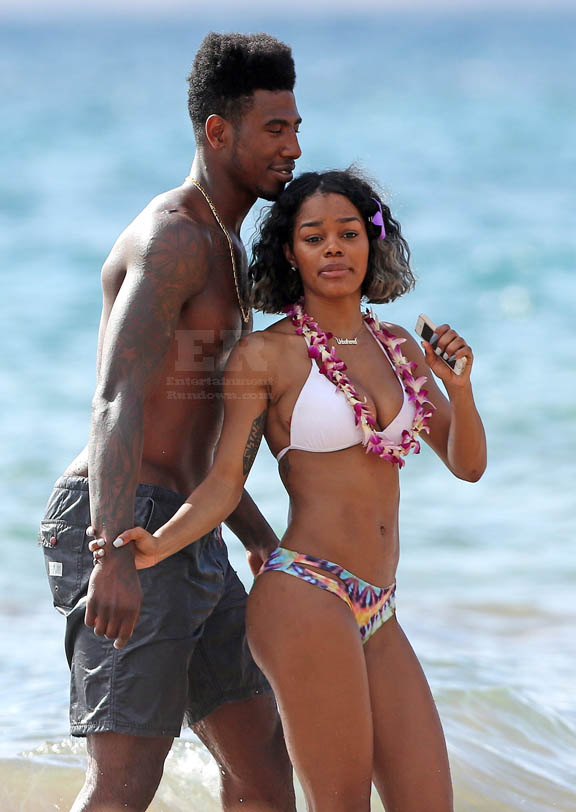 teyana taylor and iman shumpert started dating