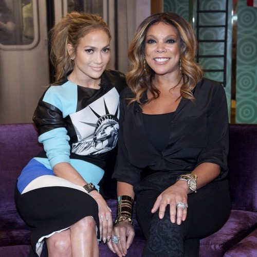 Jennifer Lopez Wendy Williams