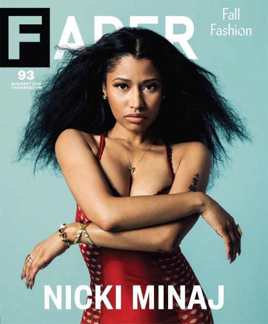 Nicki Minaj Fader
