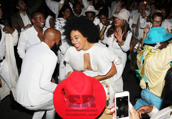 Solange Knowles & Ala