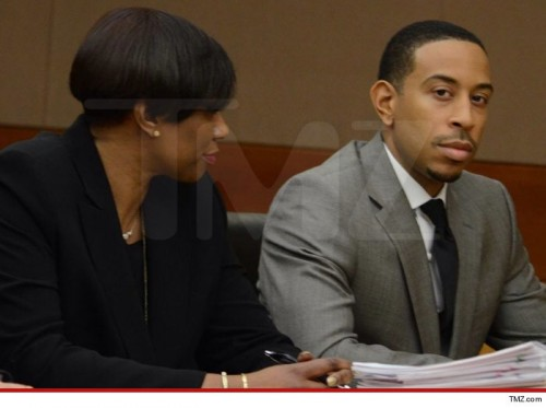 Ludacris custody