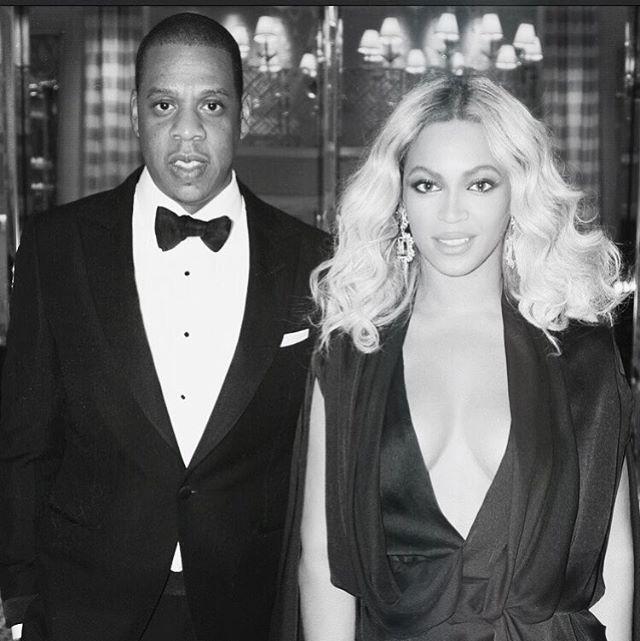 Beyonce Jay Z boxing match