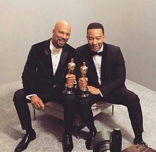Common John Legend win Oscar