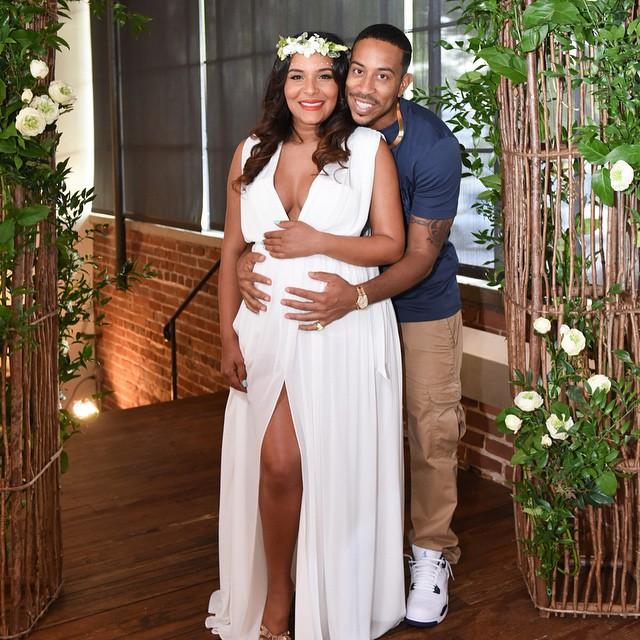 Eudoxiee Ludacris Baby Shower 6