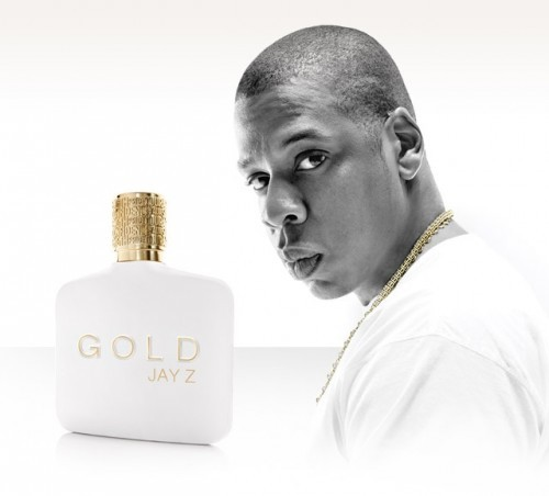 Jay Z Cologne Gold