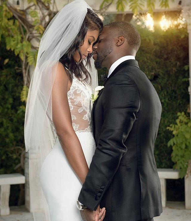 Kevin Hart Wedding 2