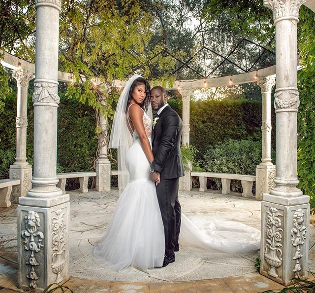 Kevin Hart Wedding 6