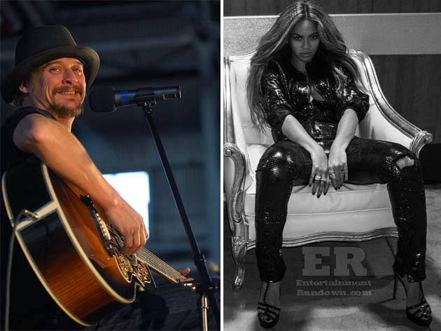 Kid Rock Slams Beyonce