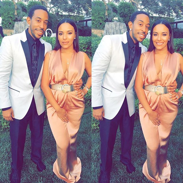 Ludacris Eudoxie Kevin Hart Wedding