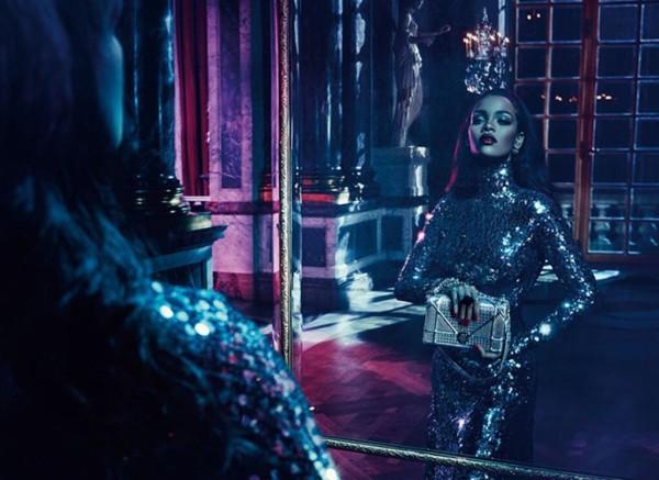 Rihanna Dior Ad campaign 2