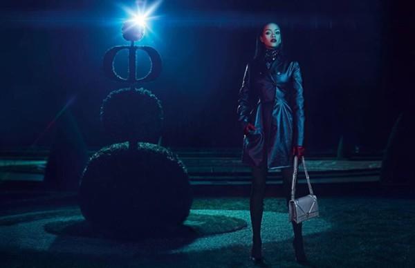 Rihanna Dior Ad campaign 3