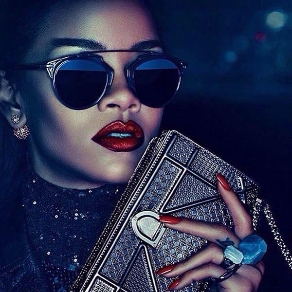 Rihanna Dior Ad campaign 4a