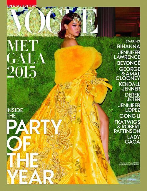 Rihanna vogue met gala 2015 a