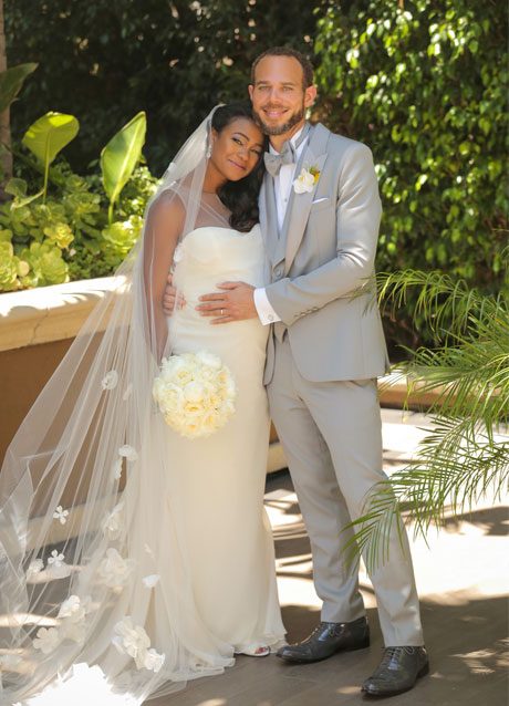 Tatyana Ali Wedding
