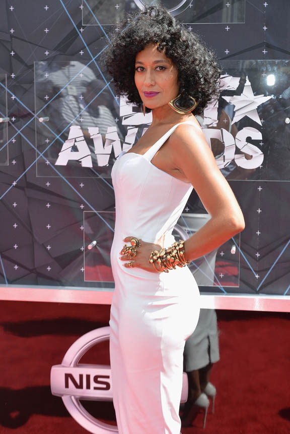 tracee ellis ross and anthony anderson hosted the 2015 bet awards held