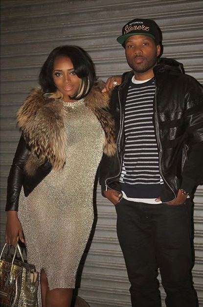 Yandy Smith Mendeecees Harris
