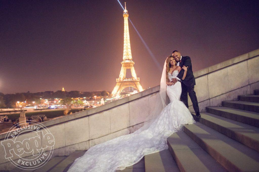adrienne-bailon-israel-houghton-wedding-photo