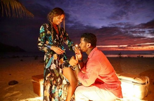 Ciara Russell Wilson engaged