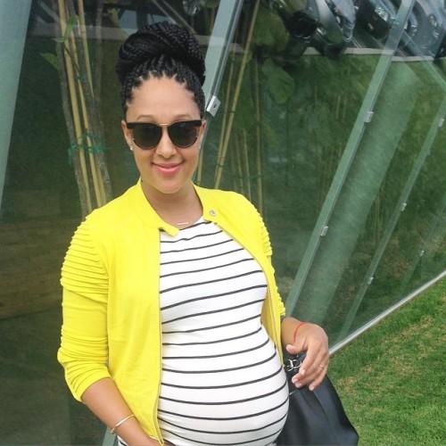 Tamera Mowry Housley pregnant