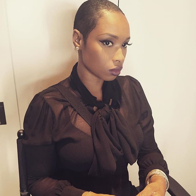Jennifer Hudson new haircut