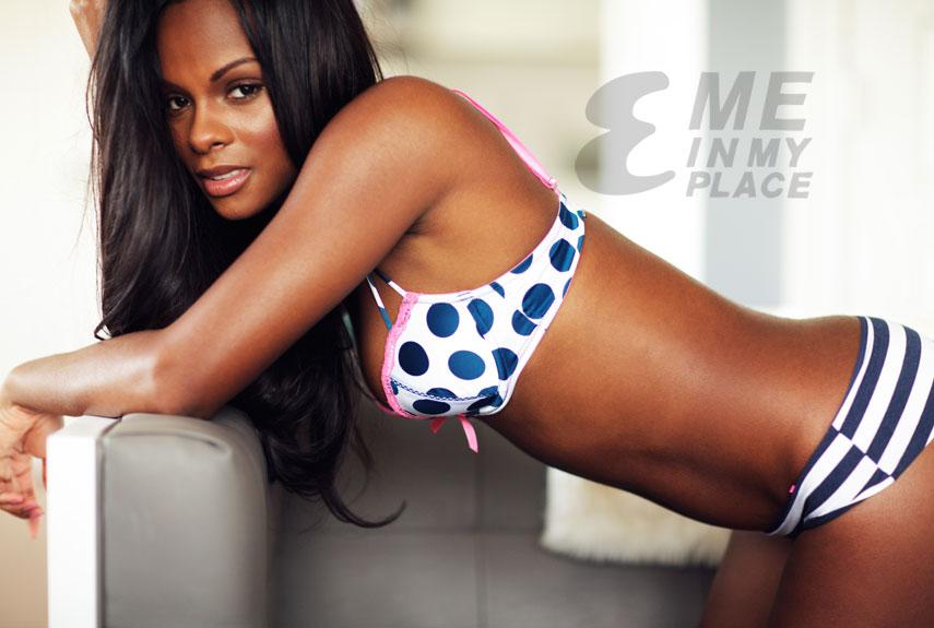 Tika Sumpter Gets Sexy For Esquire | Entertainment Rundown
